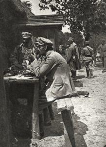 Legiony Polskie. Brygadier Józef Piłsudski