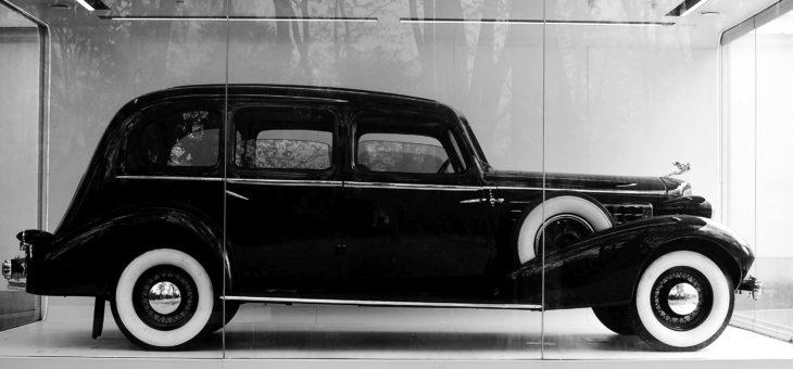 Cadillac 355 D – ostatnie auto Marszałka
