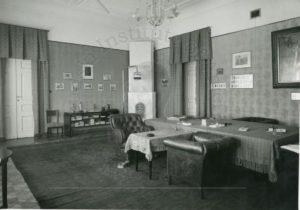 Samotnia Marszałka. Gabinet Józefa Piłsudskiego