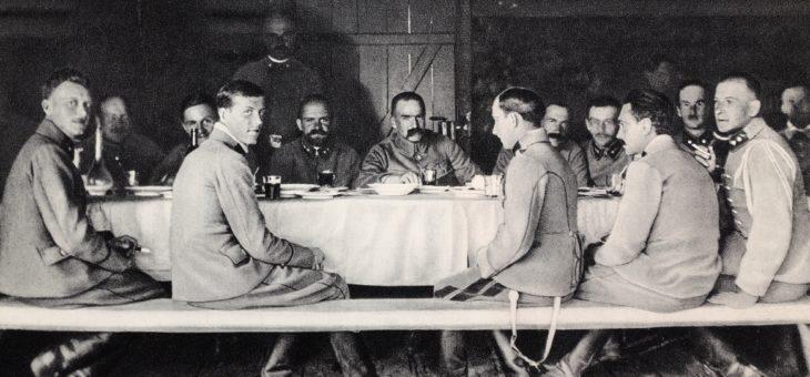 Legiony Piłsudskiego?