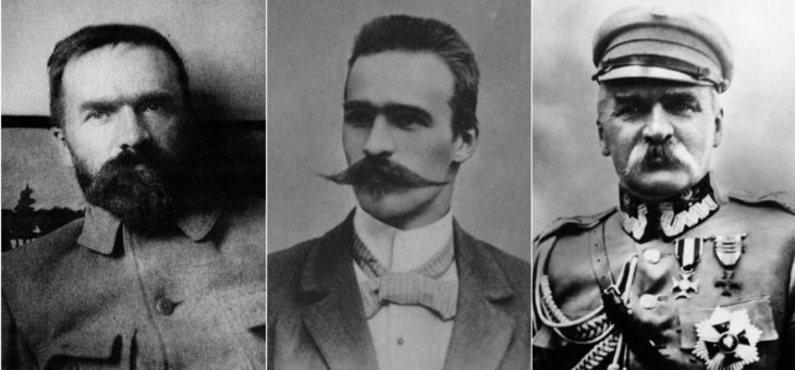 Wąsy pana Piłsudskiego