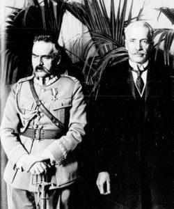 piłsudski i mościcki