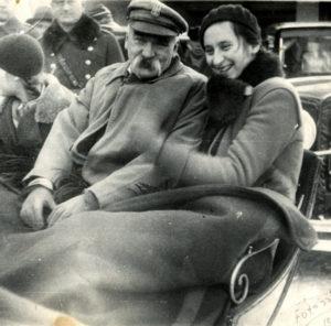 Wigilia w Krynicy, 1932 lub 1933