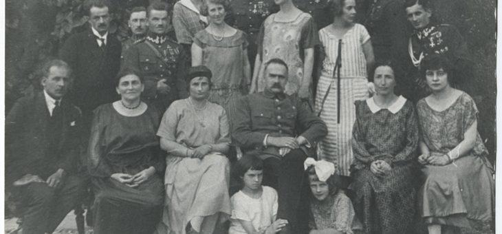 Piłsudski i beliniacy w Goszycach