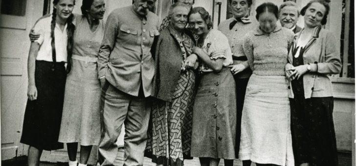 Rodzice chrzestni Wandy i Jadwigi Piłsudskich