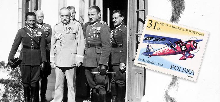 Wyjątkowa depesza Marszałka. Challenge 1934