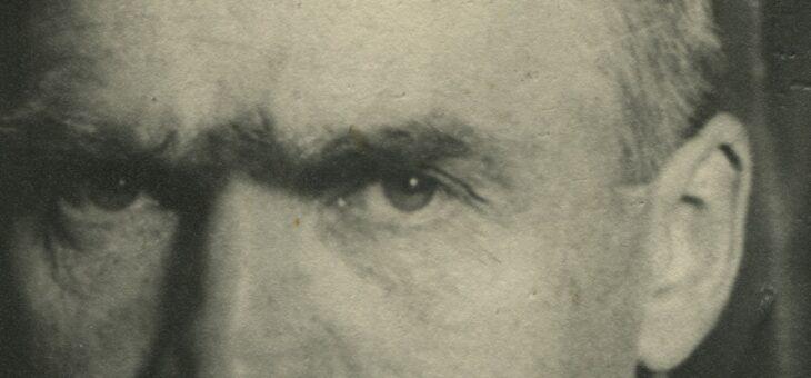 Oczy Józefa Piłsudskiego w oczach Michała Sokolnickiego