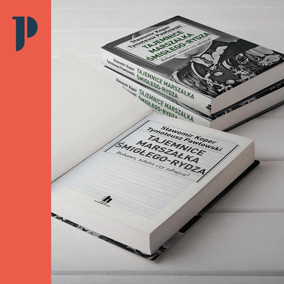 Okładka książki Tajemnice marszałka Rydza-Śmigłego