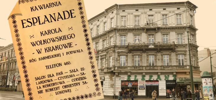"""Niezwykła noc Piłsudskiego w krakowskiej """"Esplanadzie"""""""