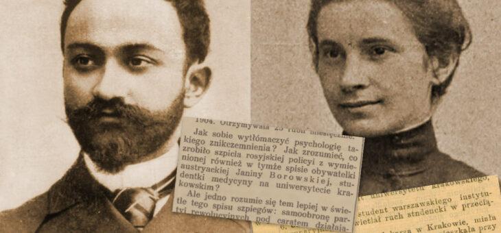 Współpracownik Piłsudskiego, agentka Ochrany i trup mecenasa