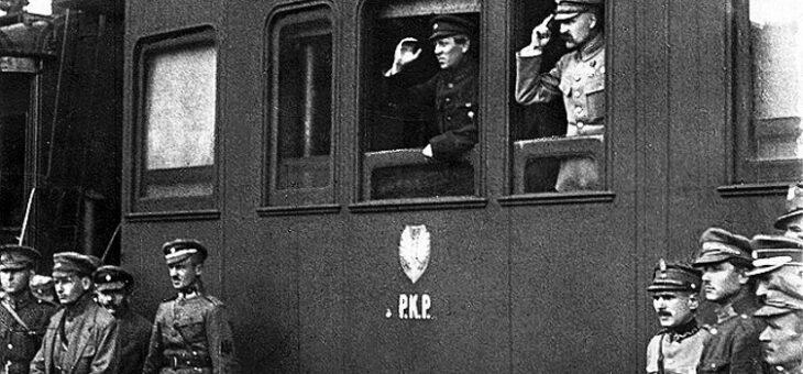 Piłsudski i Petlura. Nocna rozmowa w Belwederze