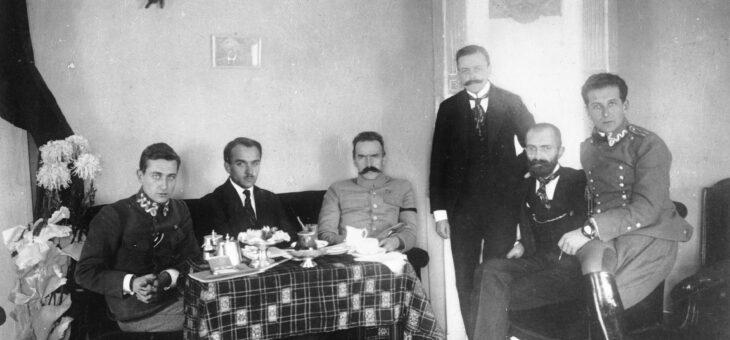 Karty, przepowiednia i aresztowanie Józefa Piłsudskiego