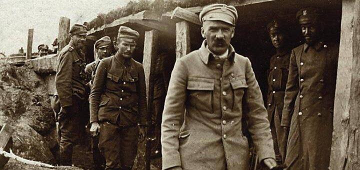 Kostiuchnówka 1916. Odwrót przez bagna i powstrzymana szarża