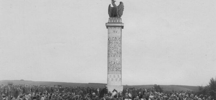 1. Pułk Piechoty Legionów walczy nad Wisłą