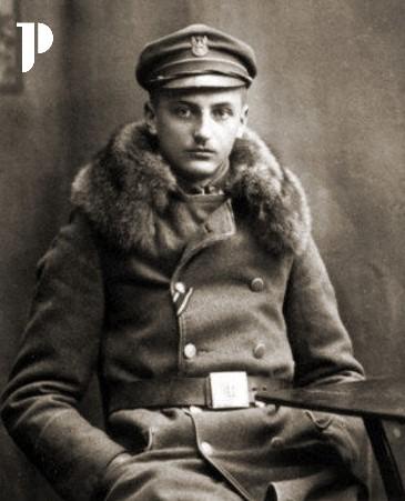 Na zdjęciu: Leopold Lis-Kula z Krzyżem Żelaznym II klasy, przed 1918 r. Źródło: CAW