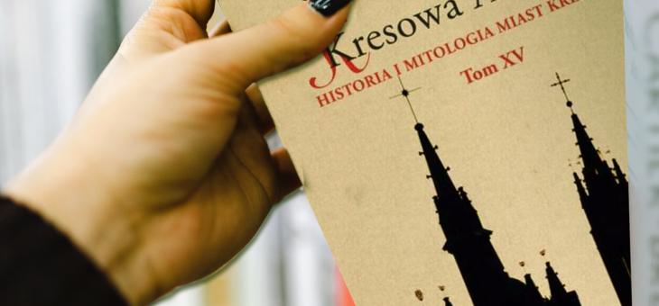 Stanisław Sławomir Nicieja – Kresowa Atlantyda. Historia i mitologia miast kresowych. Wilno