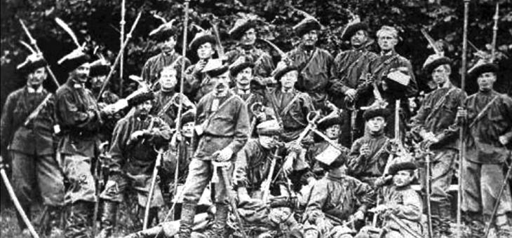 Pierwszy dzień powstania styczniowego w oczach Piłsudskiego