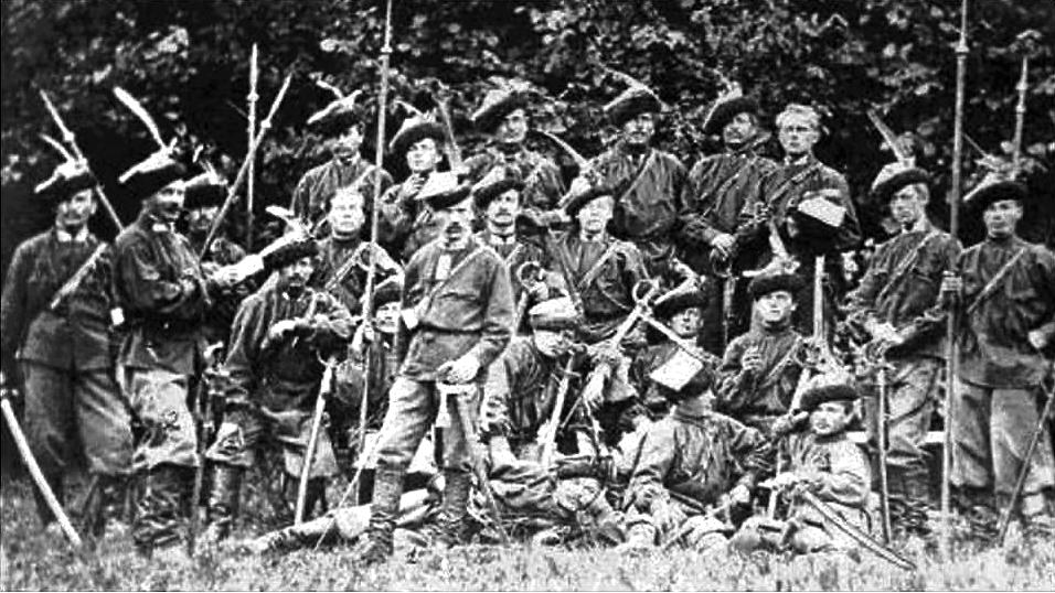 Oddział Ignacego Drewnowskiego - powstanie styczniowe