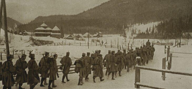 Bunt II Brygady Legionów
