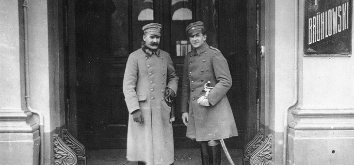 Adiutant Piłsudskiego w rękach czekistów Dzierżyńskiego
