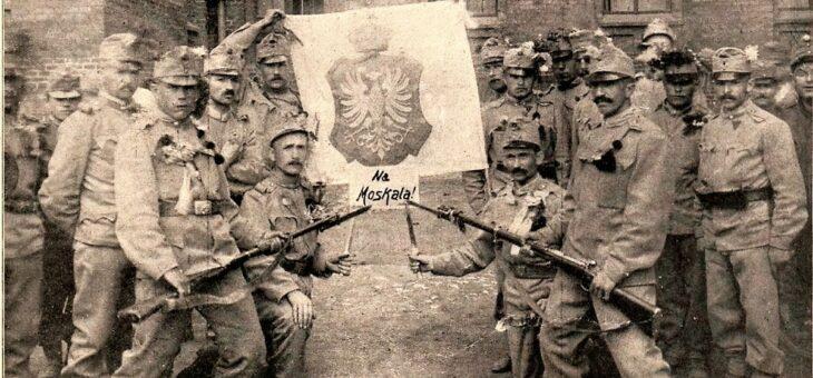 """Nie tylko legioniści. """"Polskie"""" pułki C. i K. Armii"""