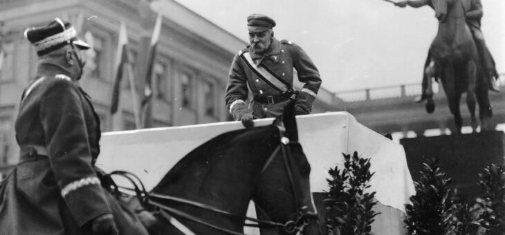 Pałac Saski, marszałek Piłsudski i kryptolodzy